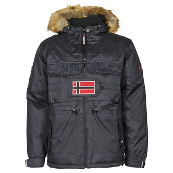 Textiel Heren Parka jassen Geographical Norway BENCH Marine