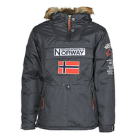 Textiel Heren Parka jassen Geographical Norway BARMAN Grijs / Donker