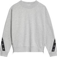 Textiel Meisjes Sweaters / Sweatshirts Calvin Klein Jeans IG0IG00687-PZ2 Grijs