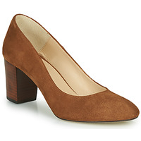 Schoenen Dames pumps Jonak VULCANE Brown