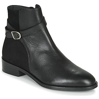 Schoenen Dames Laarzen Jonak DOBS Zwart