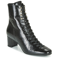 Schoenen Dames Enkellaarzen Jonak DRIMACO Zwart