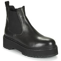 Schoenen Dames Laarzen Jonak RANIE Zwart