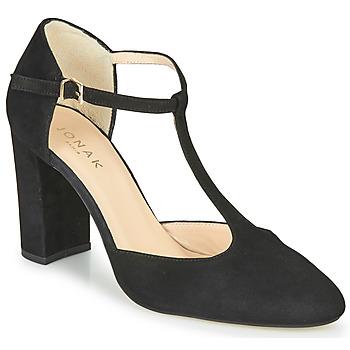 Schoenen Dames pumps Jonak VITAL Zwart