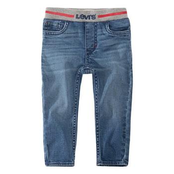 Textiel Jongens Skinny Jeans Levi's PULL-ON SKINNY JEAN River / Run