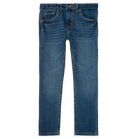 Textiel Jongens Skinny jeans Levi's 511 SLIM FIT JEAN Blauw