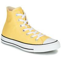 Schoenen Dames Hoge sneakers Converse CHUCK TAYLOR ALL STAR - HI Geel