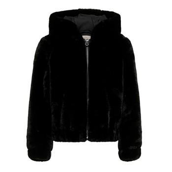 Textiel Meisjes Wind jackets Only KONMALOU Zwart
