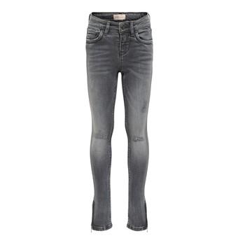 Textiel Meisjes Skinny jeans Only KONKENDEL Grijs