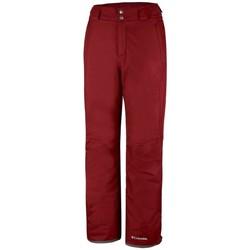 Textiel Heren Broeken / Pantalons Columbia  Rood