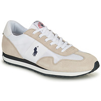 Schoenen Heren Lage sneakers Polo Ralph Lauren TRAIN 85-SNEAKERS-ATHLETIC SHOE Wit