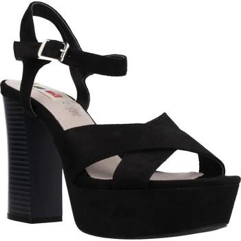 Schoenen Dames Sandalen / Open schoenen MTNG 58940M Zwart