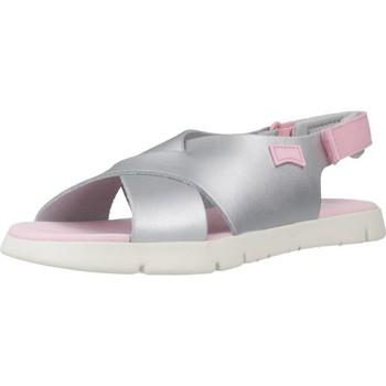Schoenen Meisjes Sandalen / Open schoenen Camper ORUGA Zilver