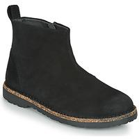Schoenen Dames Laarzen Birkenstock MELROSE Zwart