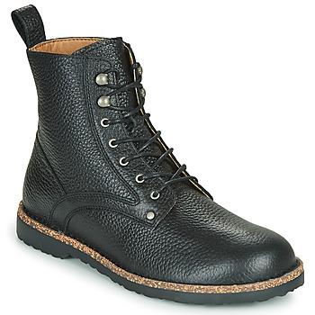Schoenen Heren Laarzen Birkenstock BRYSON Zwart