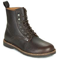 Schoenen Heren Laarzen Birkenstock BRYSON Brown