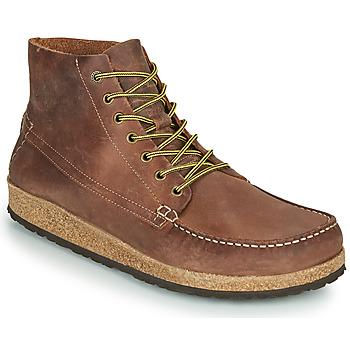 Schoenen Heren Laarzen Birkenstock MARTON Brown