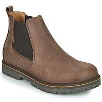 Schoenen Heren Laarzen Birkenstock STALON Brown