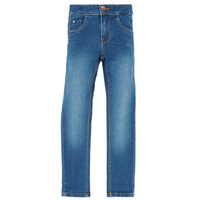 Textiel Meisjes Skinny jeans Name it NKFPOLLY Blauw / Medium