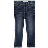 Textiel Meisjes Skinny jeans Name it NMFPOLLY Blauw