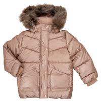 Textiel Meisjes Dons gevoerde jassen Name it NMFMARLENE Roze