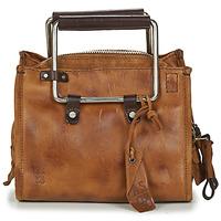 Tassen Dames Handtassen kort hengsel Airstep / A.S.98 KIRO CALVADOS Brown