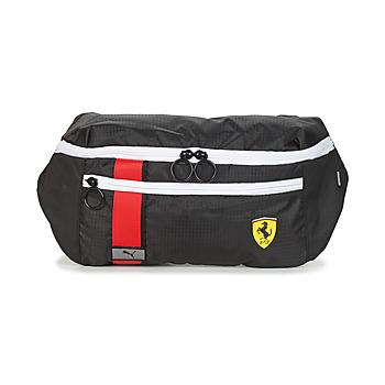 Tassen Heren Heuptassen Puma FERRARI RACE WAIST BAG Zwart / Rood / Geel