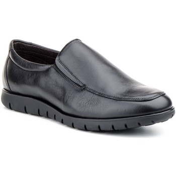 Schoenen Heren Mocassins Carlo Garelli Shoes Zapatos mocasines de piel de hombre by Carlo Garelli Noir