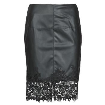 Textiel Dames Rokken Morgan JAMIL Zwart