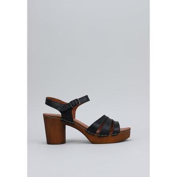 Schoenen Dames Sandalen / Open schoenen Sandra Fontan MADERA Zwart