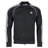 Textiel Heren Trainings jassen adidas Originals SST TT P BLUE Zwart