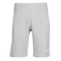 Textiel Heren Korte broeken / Bermuda's adidas Originals 3-STRIPE SHORT Grijs