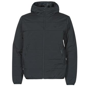 Textiel Heren Dons gevoerde jassen adidas Originals LW ZT TRF HOODY Zwart