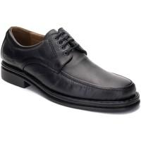 Schoenen Heren Derby Comodo Sport Zapatos con cordones de piel de hombre by Noir