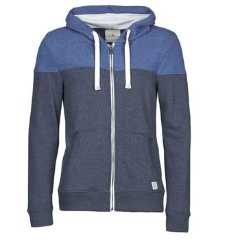 Textiel Heren Sweaters / Sweatshirts Tom Tailor 1021268-10668 Marine / Blauw