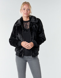 Textiel Dames Wind jackets Molly Bracken R1552H20 Zwart