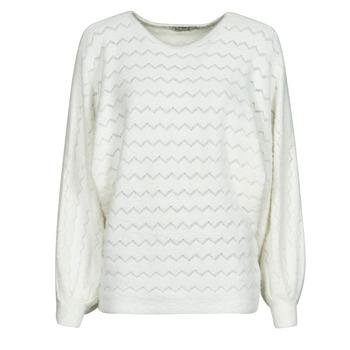 Textiel Dames Truien Molly Bracken T1302H20 Beige