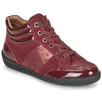 Schoenen Dames Hoge sneakers Damart 57079 Bordeaux