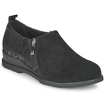 Schoenen Dames Derby Damart 64290 Zwart