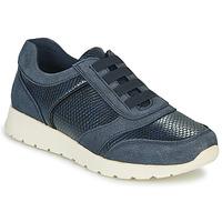 Schoenen Dames Lage sneakers Damart 63737 Blauw