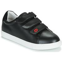 Schoenen Dames Lage sneakers Bons baisers de Paname EDITH LEGENDE Zwart