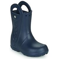 Schoenen Kinderen Regenlaarzen Crocs HANDLE IT RAIN BOOT Navy