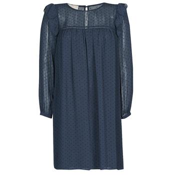 Textiel Dames Korte jurken Moony Mood BREYAT Marine