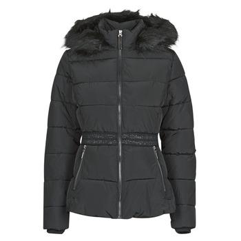 Textiel Dames Dons gevoerde jassen Kaporal LALAO Zwart