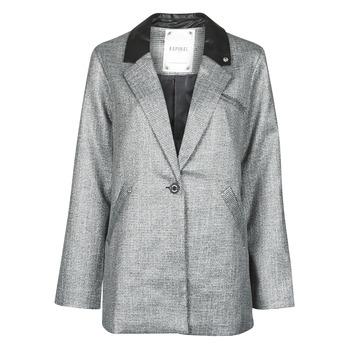 Textiel Dames Mantel jassen Kaporal LEILY Zwart