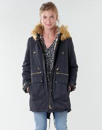 Textiel Dames Parka jassen Kaporal LOFTY Zwart