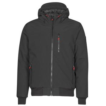 Textiel Heren Wind jackets Kaporal BAYO Zwart