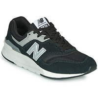 Schoenen Heren Lage sneakers New Balance 997  zwart / Zilver