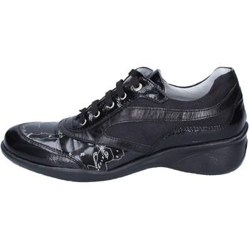 Schoenen Meisjes Lage sneakers 1A Classe Alviero Martini BM356 Noir