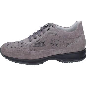 Schoenen Meisjes Lage sneakers 1A Classe Alviero Martini BM357 Gris